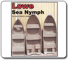 Lowe Sea Nymph Monthly Specials
